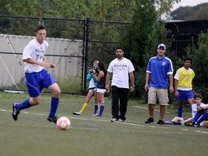 Hatem Gabr action photo