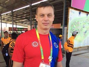 Victor Sotnikov action photo