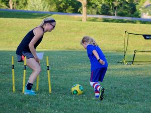 Brittni S. action photo