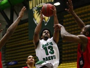 Travis B. action photo