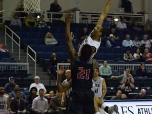 Darrius P. action photo