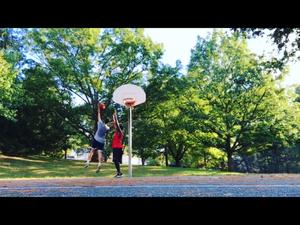 Calvin J. action photo