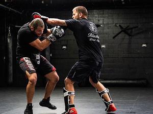 Tristan E. action photo