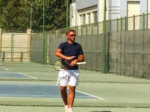 Boris Bevanda action photo
