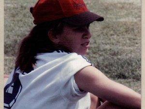 Annie C. action photo
