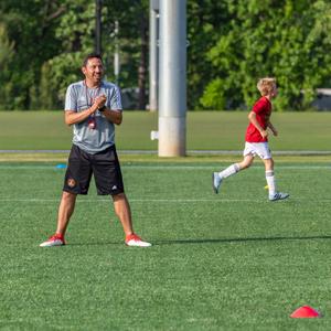 Carlos O., Dunwoody, GA Soccer Coach