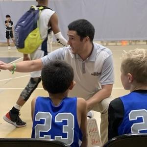 Brett Stinchfield, Weymouth, MA Basketball Coach