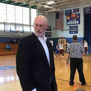 David Wheeler, Harrisville, NH Basketball Coach