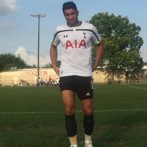 Badr Anebari, Houston, TX Soccer Coach