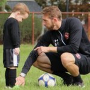 Aaron Velky, Baltimore, MD Soccer Coach