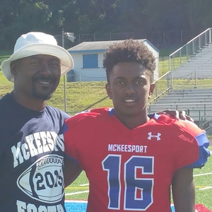 John H., McKeesport, PA Football Coach