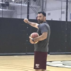 Ali Ton, Seal Beach, CA Basketball Coach