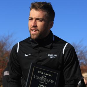 Tyler Sherman, Atlanta, GA Soccer Coach