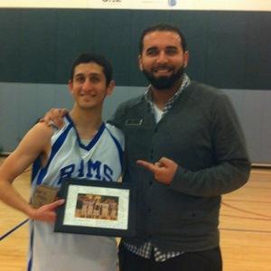 Nezam E., Fremont, CA Basketball Coach