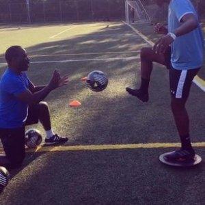 Prince O., Matthews, NC Soccer Coach