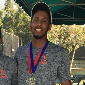 Noah Joseph, Lakeland, FL Tennis Coach