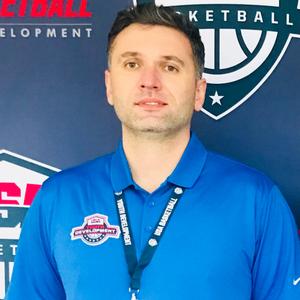 Irakli S., Philadelphia, PA Basketball Coach