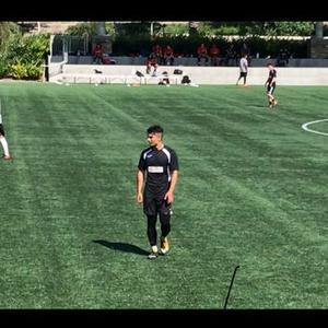 May Shabani, Aliso Viejo, CA Soccer Coach