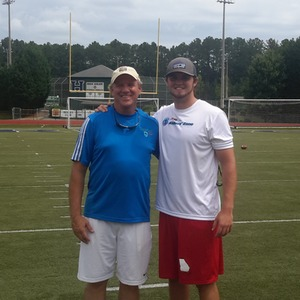 Mark Nolan, Woodstock, GA Football Coach