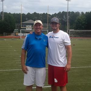 Mark Nolan, Woodstock, GA Football Coach