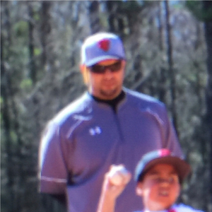 Lazaro Santos, Matthews, NC Baseball Coach
