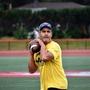 Michael Pina  Sr, Raymond, NH Football Coach