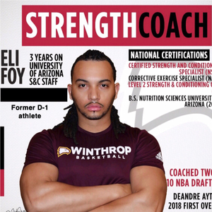 Eli F., Rock Hill, SC Strength & Conditioning Coach