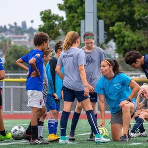 Melissa Warner, San Diego, CA Soccer Coach