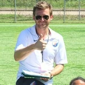 Michiel van de Heijning, Conroe, TX Soccer Coach