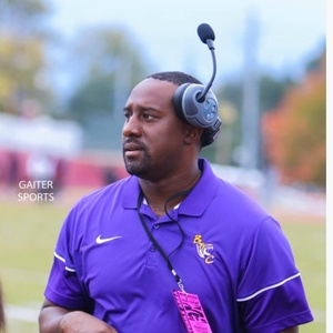 Demetrie McCray, Columbia, SC Football Coach