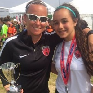 Hayley H., Indianapolis, IN Soccer Coach