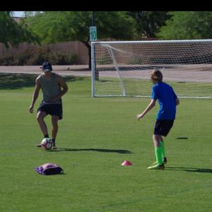 Chris Sanchez, Scottsdale, AZ Soccer Coach