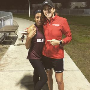 Julie G., Tampa, FL Speed & Agility Coach