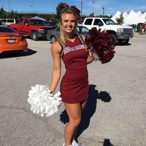 Hannah S., Carbondale, IL Cheerleading Coach