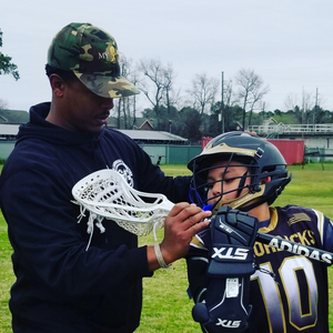 Omar DuPree, Baltimore, MD Lacrosse Coach