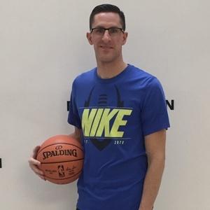 Erick Biehl, Saratoga Springs, UT Basketball Coach