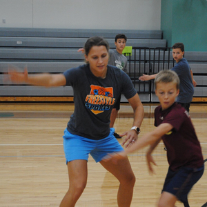 Ayla Eden, Round Rock, TX Basketball Coach