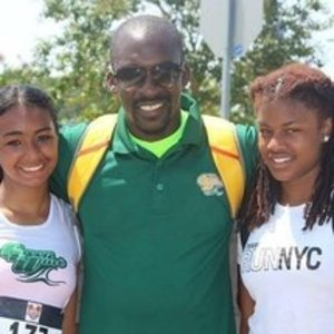 Karim McFarlane, The Bronx, NY Track & Field Coach