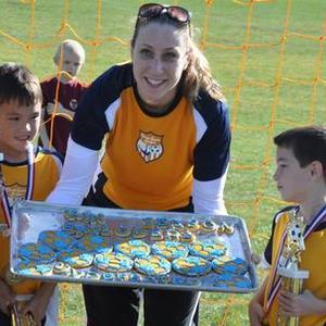 Serena V., Naperville, IL Soccer Coach
