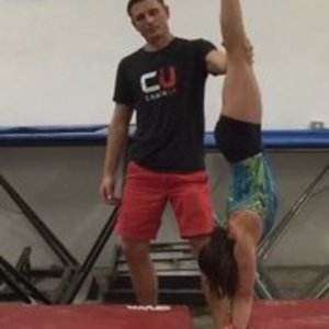 Deyan Yordanov, Weston, FL Cheerleading Coach
