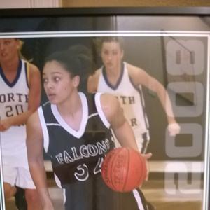 Rachelle Franklin, Edmond, OK Basketball Coach