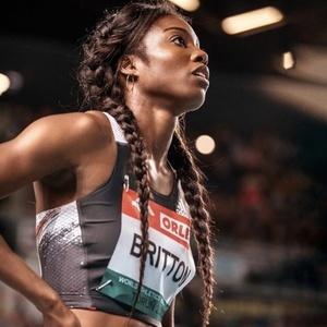Evonne Britton, Long Beach, CA Track & Field Coach