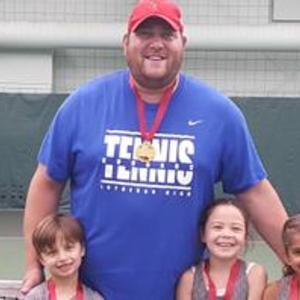 Andrew C., Clayton, MO Tennis Coach