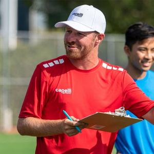 Michael Holzer, Long Beach, CA Soccer Coach