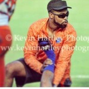 Parris B., Football Coach