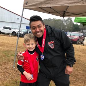 Alejandro A., Conyers, GA Soccer Coach