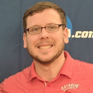Shawn Brubaker, Washington, DC Track & Field Coach