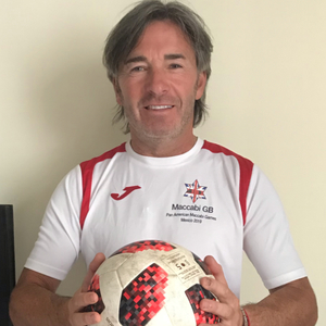Laurence Swerner, Los Angeles, CA Soccer Coach