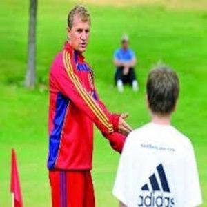 Rob Karas, North Salt Lake, UT Soccer Coach