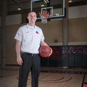 Jordan W., Walnut Creek, CA Basketball Coach